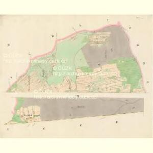 Petlarn - c9379-1-006 - Kaiserpflichtexemplar der Landkarten des stabilen Katasters