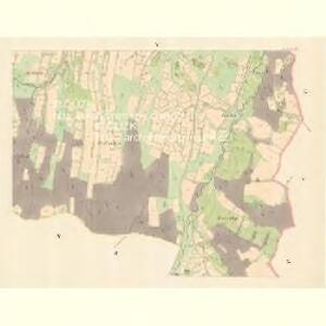 Strzitesch - m2923-1-004 - Kaiserpflichtexemplar der Landkarten des stabilen Katasters