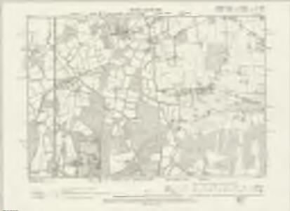 Sussex IV.NW - OS Six-Inch Map