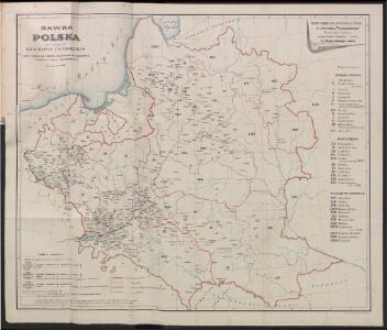 Dawna polska pod względem kościelnym ewangelickim (Zbory ewangelickie, zarówno reformowane jak augsburskie i arjańskie w dawnej Rzeczypospolitej