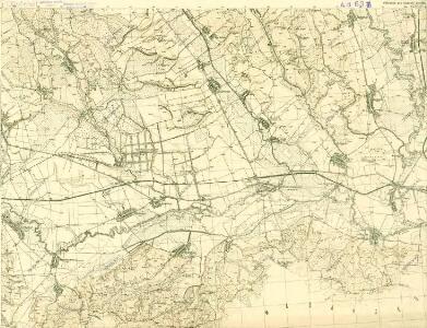 III. vojenské mapování 4664/4