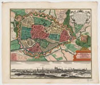 Bruxeliæ Belgii Cathol. ornamentum et ducatus Brabantiæ metropolis
