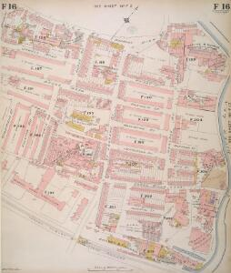 Insurance Plan of London North East District Vol. F: sheet 16