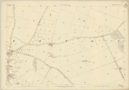 Huntingdonshire IV.8 (includes: Elton) - 25 Inch Map