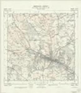 SU89 - OS 1:25,000 Provisional Series Map