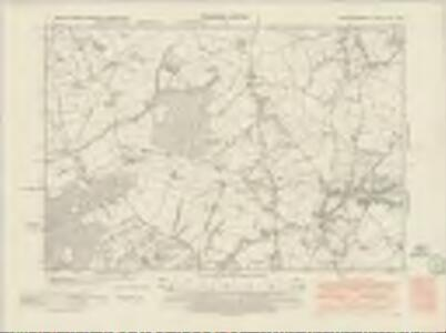Worcestershire XV.NE - OS Six-Inch Map
