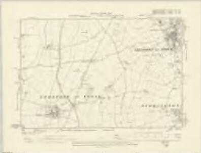 Gloucestershire VIII.SE - OS Six-Inch Map
