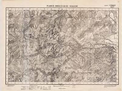 Lambert-Cholesky sheet 3257 (Cisnădie )
