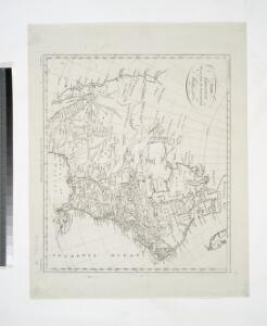 North America drawn from the latest and best authorities / T. Kitchin, del.; engrav'd by G. Terry.