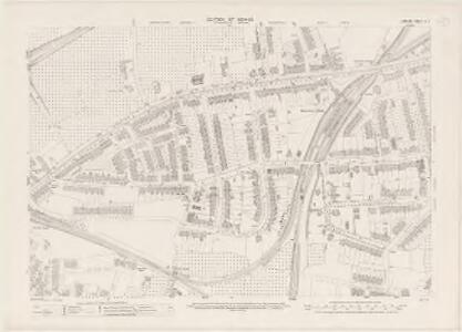 London X.2 - OS London Town Plan