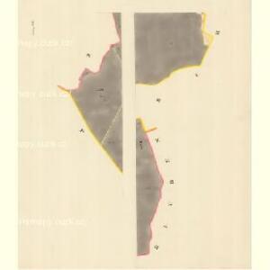 Gösling - m1293-1-009 - Kaiserpflichtexemplar der Landkarten des stabilen Katasters