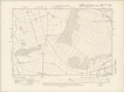 Yorkshire CCLXXVIII.SW - OS Six-Inch Map