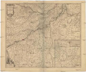 Ducatus IULIACENSIS, CLIVIENSIS, MONTENSIS, et Comitatus MARCIAE et RAPENS-BERGAE, finitimaeque eis Regiones