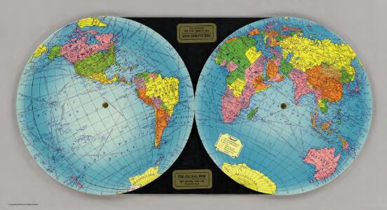 The Global Map.
