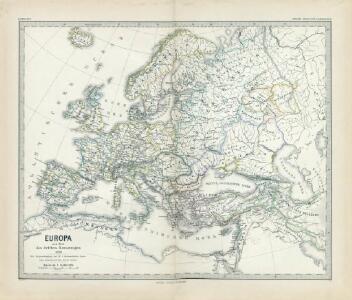 Europa zur Zeit des dritten Kreuzzuges 1190