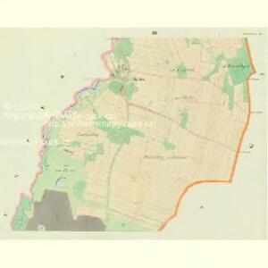 Ober Slowenitz - c2151-1-003 - Kaiserpflichtexemplar der Landkarten des stabilen Katasters