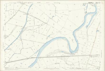 Derbyshire LV.16 (includes: Aston upon Trent; Castle Donington; Shardlow and Great Wilne; Weston upon Trent) - 25 Inch Map