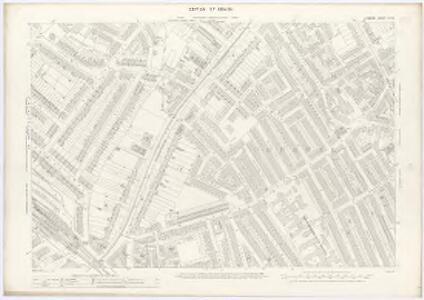 London XI.43 - OS London Town Plan