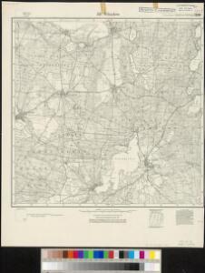 Meßtischblatt 2114 : Alt Schadow, 1928