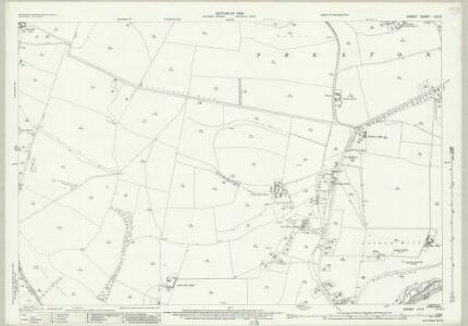 Dorset LIII.3 (includes: Bincombe; Weymouth) - 25 Inch Map