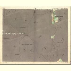 Silberberg - c5515-1-004 - Kaiserpflichtexemplar der Landkarten des stabilen Katasters