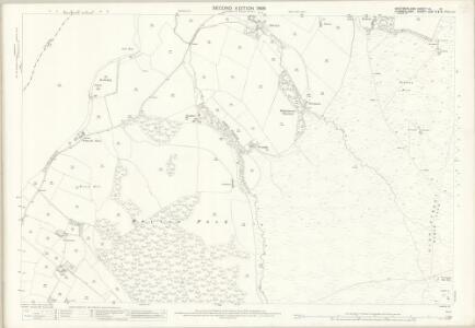Westmorland VII.10 (includes: Askham; Barton; Dacre; Matterdale) - 25 Inch Map