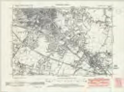 Cheshire XIX.NE - OS Six-Inch Map