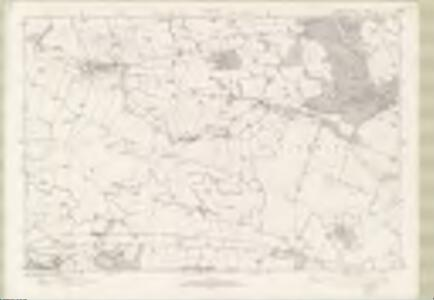 Stirlingshire Sheet n X - OS 6 Inch map
