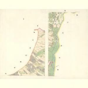 Reitendorf (Reypotin) - m2561-1-001 - Kaiserpflichtexemplar der Landkarten des stabilen Katasters