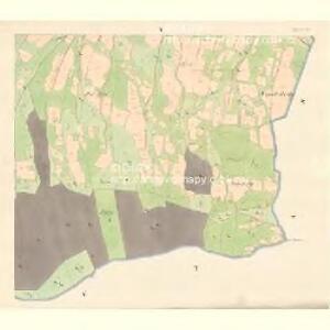 Wigantitz (Wigantitz) - m3399-1-004 - Kaiserpflichtexemplar der Landkarten des stabilen Katasters