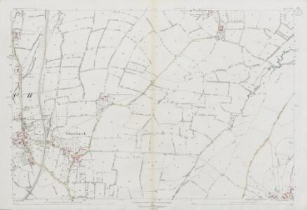Somerset VI.16 (includes: Bristol; Compton Dando; Keynsham; Whitchurch) - 25 Inch Map