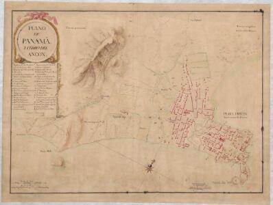 Panamá y el Cerro del Ancón