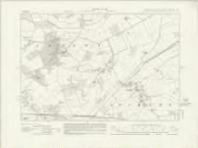 Yorkshire CCLXXXV.NE - OS Six-Inch Map