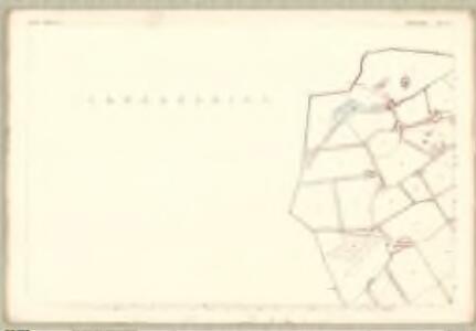Peebles, Sheet XV.1 (Culter) - OS 25 Inch map
