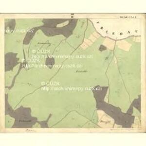 Heuraffel - c6182-1-004 - Kaiserpflichtexemplar der Landkarten des stabilen Katasters