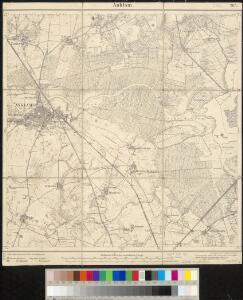 Meßtischblatt 765 : Anklam, 1885
