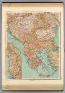 75-76. Penisola balcanica.
