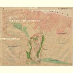 Urbau - m3488-1-004 - Kaiserpflichtexemplar der Landkarten des stabilen Katasters