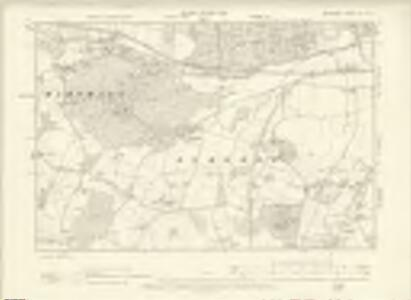 Berkshire XLII.NE - OS Six-Inch Map