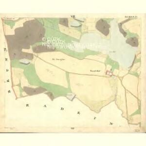 Wenkerschlag - c1370-2-007 - Kaiserpflichtexemplar der Landkarten des stabilen Katasters