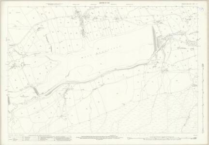 Yorkshire IV.16 (includes: Cotherstone; Hunderthwaite) - 25 Inch Map