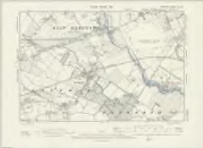Middlesex XX.SW - OS Six-Inch Map