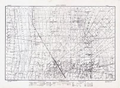 Lambert-Cholesky sheet 5145 (Gara Hagieni)
