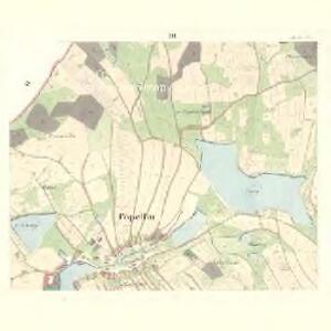 Popellin - m2363-1-003 - Kaiserpflichtexemplar der Landkarten des stabilen Katasters