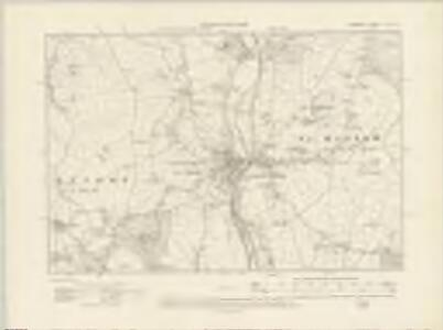 Cornwall XLII.NE - OS Six-Inch Map