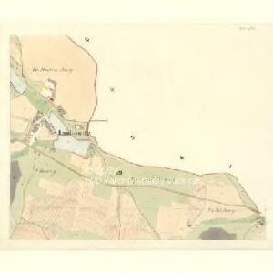 Laukowitz - m2772-1-003 - Kaiserpflichtexemplar der Landkarten des stabilen Katasters