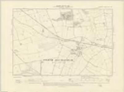 Norfolk LIX.SE - OS Six-Inch Map