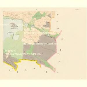 Bezdiekow - c0143-1-004 - Kaiserpflichtexemplar der Landkarten des stabilen Katasters