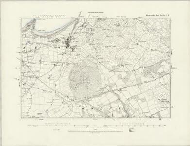 Caernarvonshire XXXI.NE - OS Six-Inch Map