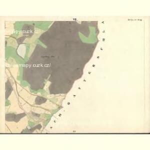 Oberbaumgarten - c2117-1-006 - Kaiserpflichtexemplar der Landkarten des stabilen Katasters